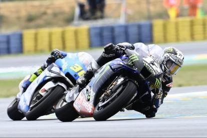 MotoGP-Liveticker Le Mans: Die ersten Freien Trainings auf feuchter Strecke