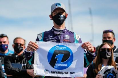 """Erste IndyCar-Pole für Romain Grosjean: """"Fühle mich wie neugeboren"""""""
