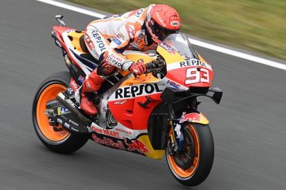 Honda zwischenzeitlich auf Pole-Kurs: Marquez happy, Espargaro wütend