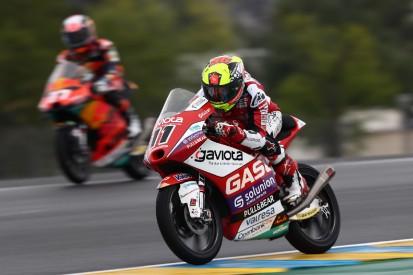 Moto3-Rennen in Le Mans: Garcia siegt souverän - WM-Leader Acosta Achter