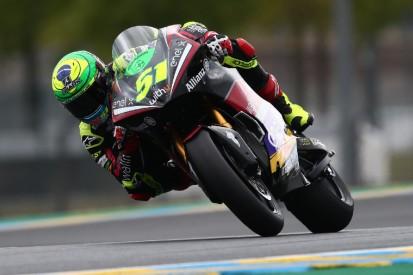 MotoE-Rennen in Le Mans: Granado besiegt Zaccone auf der Schlussrunde