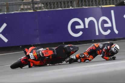 Bei KTM platzt der Knoten in Le Mans nicht: Oliveira stürzt, Binder zu langsam