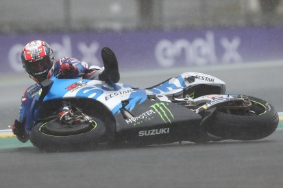 Joan Mir und Alex Rins stürzen im Regen von Le Mans: Suche nach Erklärungen