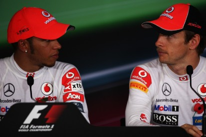 Jenson Button: So war Hamilton als Teamkollege anders als Alonso