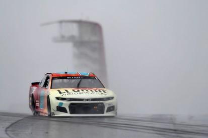 NASCAR Austin: Chase Elliott siegt bei Regen - Kritik nach Crashs