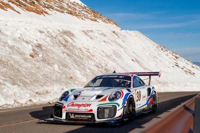 Mit Romain Dumas am Pikes Peak: Comeback von Champion Racing