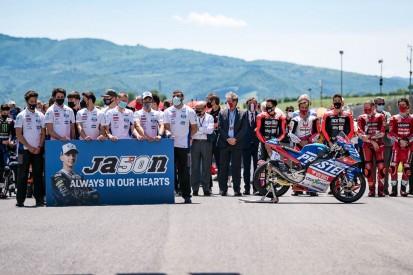 Nach Todesnachricht von Dupasquier: MotoGP-Fahrer hinterfragen Rennstart