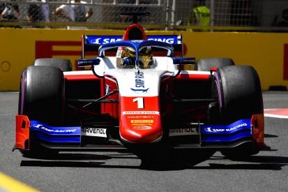 Formel 2 in Baku: Schwarzman mit dominantem Start-Ziel-Sieg