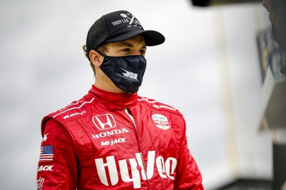 Santino Ferrucci zurück an erster IndyCar-Wirkungsstätte: Start in Detroit