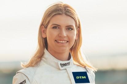 Offiziell: Pilotin Esmee Hawkey steigt mit Lamborghini in die DTM ein