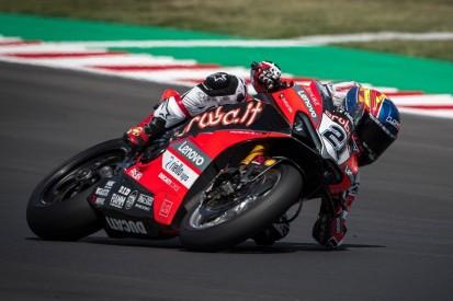 WSBK Misano FT2: Ducati-Bestzeit, nur eine BMW in den Top 10, Folger auf P16
