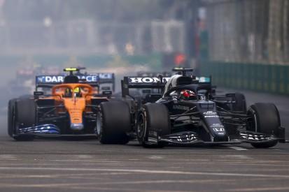 """""""Wie ein Rennen im Qualifying"""": Norris ein Fan des Baku-Schlusssprints"""