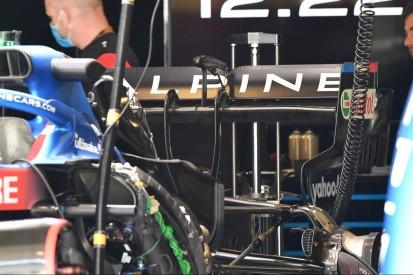 F1-Technik 2021: Flexi-Flügel-Debatte in Frankreich endlich vorbei?