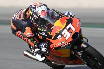 Moto3 Sachsenring FT2: Acosta am Nachmittag der Schnellste