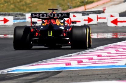F1-Training Frankreich 2021: Verstappen hängt Bottas klar ab