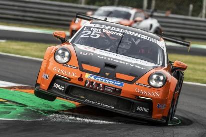 Porsche-Carrera-Cup Monza 2021: Sieg und Tabellenführung für ten Voorde