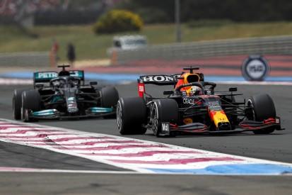 Hamilton kontert Rosberg-Vorwurf: Härtere Verteidigung war sinnlos