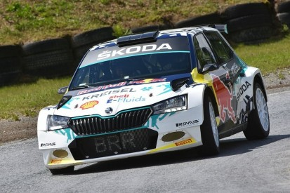 Rallye-Skoda mit Elektroantrieb: Baumschlager tritt bei Rallye Weiz an