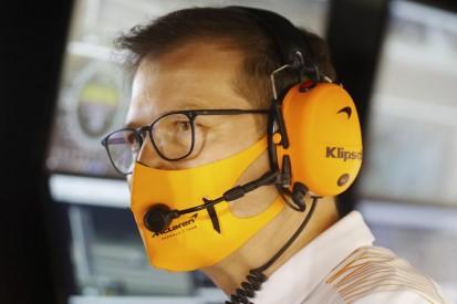 McLaren-Teamchef Andreas Seidl fordert: F1-Sprint nur auf bestimmten Strecken