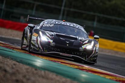 24h Spa 2021 nach 6 Stunden: Forza Italia, Attempto aus Führungsrunde