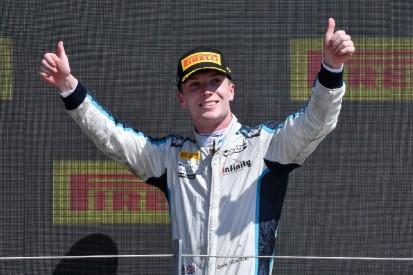 Nach Rant gegen Latifi: Williams feuert Testfahrer Dan Ticktum