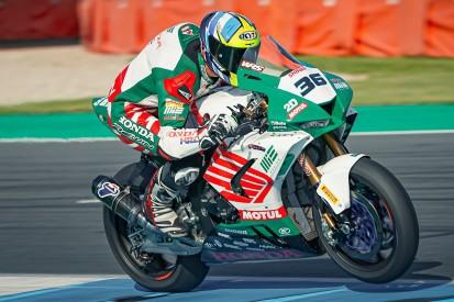 Positiver Corona-Test: Honda-Pilot muss WSBK-Teilnahme in Most absagen