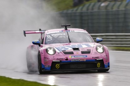 Porsche-Supercup Spa 2021: Pereira gewinnt turbulentes Regenrennen