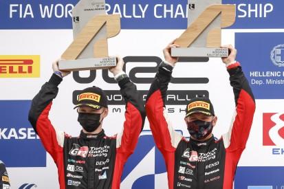 "Toyota-WRC-Chef Latvala lobt Rovanperä nach Akropolis-Sieg: ""Fünf Jahre gereift"""