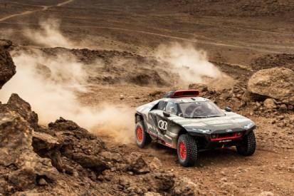 Audi RS Q e-tron meistert extreme Bedingungen bei Test in Marokko