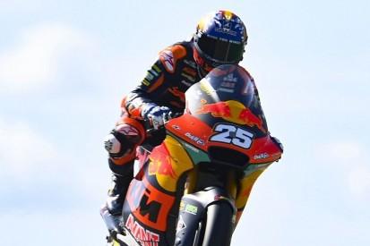 Moto2 Misano FT3: Raul Fernandez zurück an der Spitze - Schrötter P5