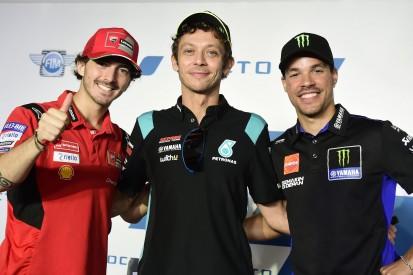 """Valentino Rossi glücklich: """"Italien auch ohne mich in guter Situation"""""""