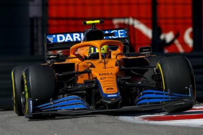 """Gemischter Tag für McLaren: """"Nicht so konkurrenzfähig wie in Monza"""""""