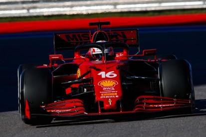 """Leclerc: Neuer Ferrari-Motor fühlt sich besser an, """"und die Daten bestätigen es"""""""