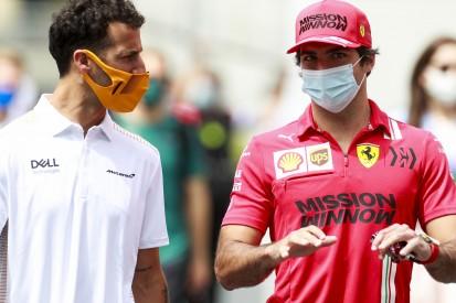 Carlos Sainz: McLarens Rennteam ist jetzt schon auf Weltmeister-Niveau