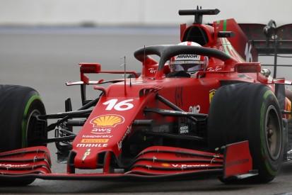 Warum Charles Leclerc trotz Motorenstrafe im Qualifying gefahren ist