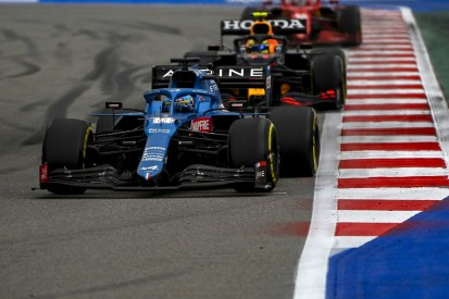 """Fernando Alonso: """"Podium war aus eigener Kraft möglich"""""""