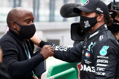 "Lewis Hamilton über Vater Anthony: ""Er ist mein Held"""