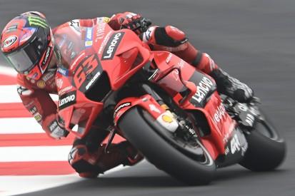MotoGP Misano 2: Bagnaia erobert die Pole, Quartararo scheitert in Q1
