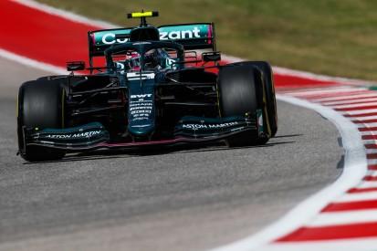 """Sebastian Vettel mit einem Punkt in Austin: """"Gut aufgeholt"""""""