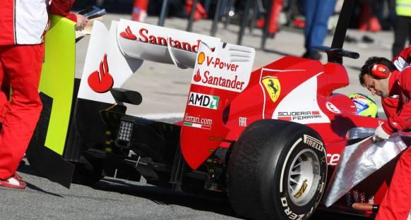 2012 F1 Testleri 4. gün - Jerez canlı