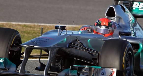 Jerez testleri 2. gün - Sabah seansı