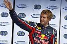 Horner: Vettel sürekli kendini geliştiriyor