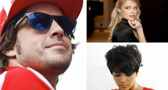 Alonso mahremiyete saygı istedi