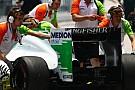 Force India ilk teste yetişmeye çalışıyor