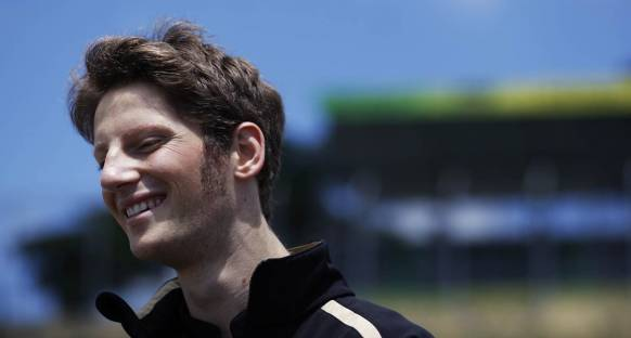 Grosjean Renault'daki 2. koltuğu gözlüyor