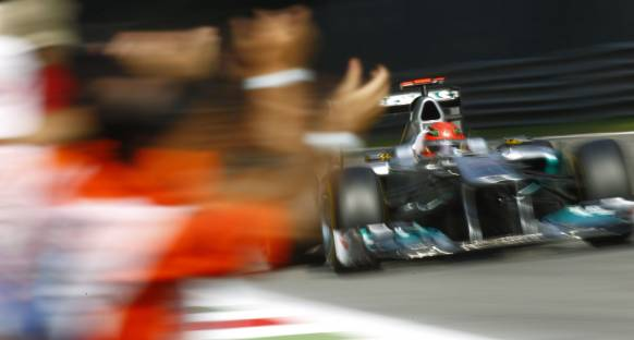 Mercedes yükseliş trendini Brezilya'da sürdürecek