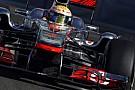 Abu Dabi'de Hamilton kazandı Vettel yarış dışı