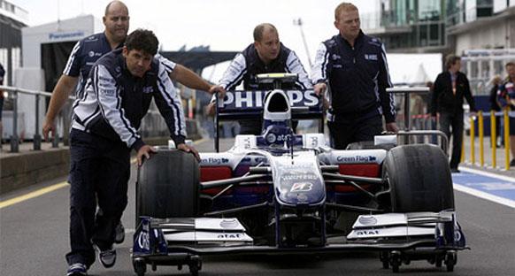Renault: Williams büyük bir potansiyele sahip