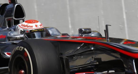Japonya Grand Prix Cumartesi antrenmanları - Button şov devam ediyor