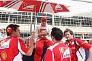 Massa Hamilton'a patladı